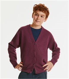 Jerzees Schoolgear Kids Cardigan