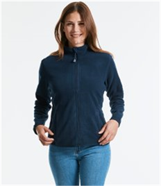 Russell Ladies Micro Fleece Jacket