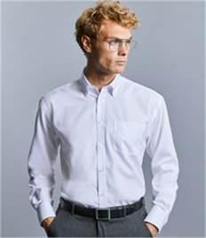 Russell Collection Long Sleeve Ultimate Non-Iron Shirt
