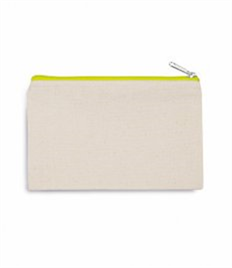 Kimood Small Cotton Canvas Pouch