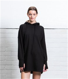 Mantis Ladies Hoodie Dress