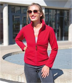 Result Ladies Horizon Micro Fleece Jacket