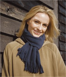 Result Polartherm™ Tassel Scarf