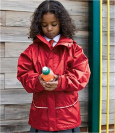 Result Kids/Youths Waterproof 2000 Team Jacket