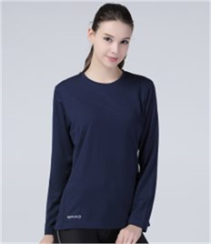 Spiro Ladies Performance Long Sleeve T-Shirt