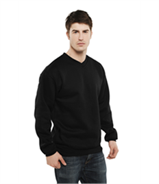 Uneek Premium V Neck Sweatshirt
