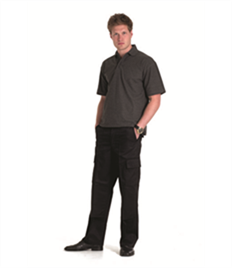 Cargo Trouser with Knee Pad Pockets Regular