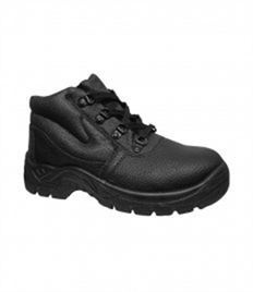Warrior Steel Toe Chukka Boots