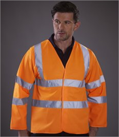 Yoko Hi-Vis Long Sleeve Jacket