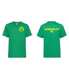 Camberley AC Adult Tshirt