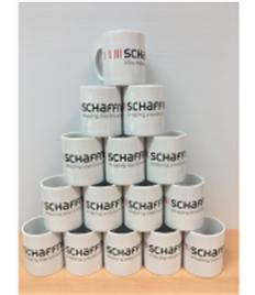 50 x Printed mugs