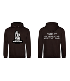 JH001B Yateley Silverbacks Children's Overhead Hoodie