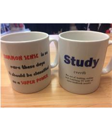 10 x Printed Mugs