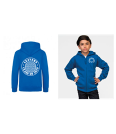 Newlands Zipped Leavers Hoodie 9/11 - 12/13 yrs