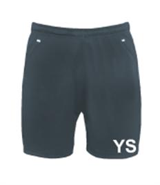 Yateley PE Shorts Navy 22/24 - 28/30