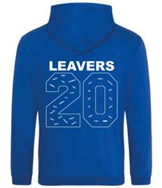 Newlands Leavers hoodie 9/11, 12/13
