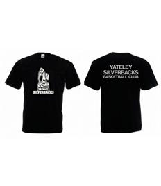 SS6 Yateley Silverbacks T-shirt