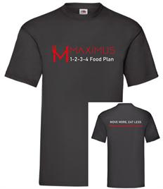 Maximus Foodplan T-shirt