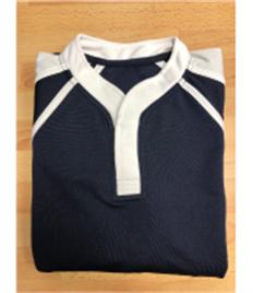 Sandhurst Rugby Shirt Navy 38/40 - 42/44