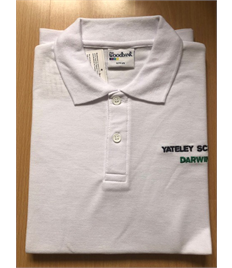Yateley Darwin Summer Polo Shirt 14/15 yrs - L