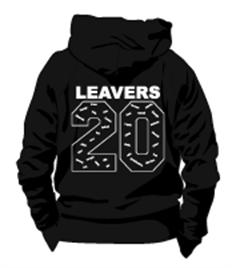 New Scotland Hill Leavers Hoodie 9/11 - 12/13 yrs