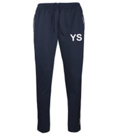 Yateley PE Track Pants Navy/Silver 30/32 - 38/40