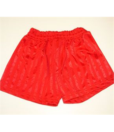 18/20 - 26/28 Red PE Shorts