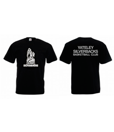 SS6B Yateley Silverbacks Children's T-shirt
